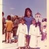 1968. Pedro, Candy y Xavi