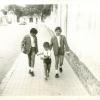 1970. Pedro, Juan Carlos y Xavi